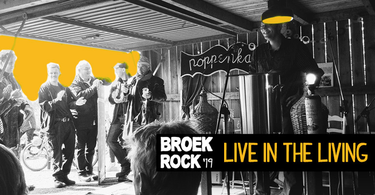 Live in the Living programma, Broekrock 2019