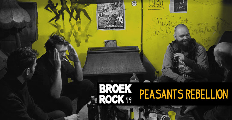 Peasants Rebellion op Broekrock 2019